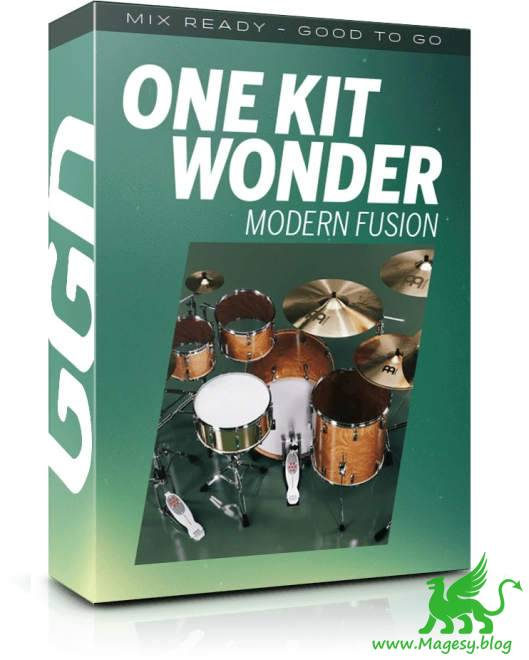 One Kit Wonder v1.0.0 KONTAKT