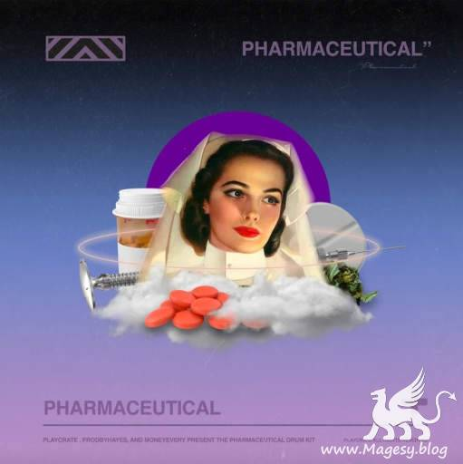 Pharmaceutical Drum Kit WAV