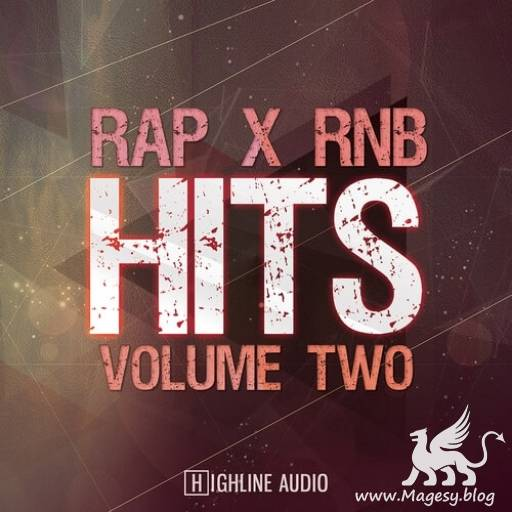 Rap x RnB Hits Vol.2 WAV MiDi