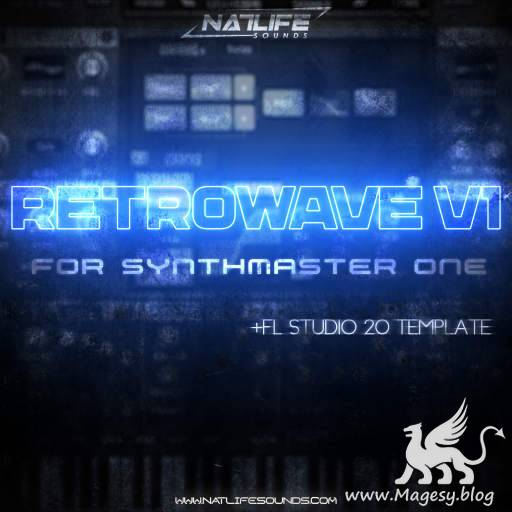 Retrowave V1 for SYNTHMASTER ONE