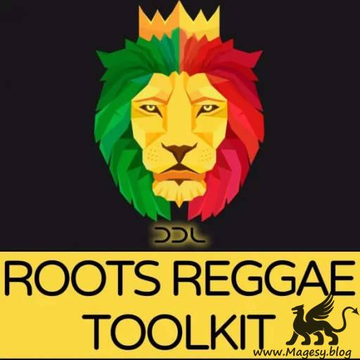 Roots Reggae Toolkit WAV MiDi-DiSCOVER