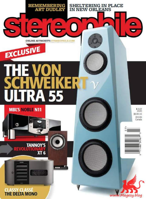 Stereophile July 2020
