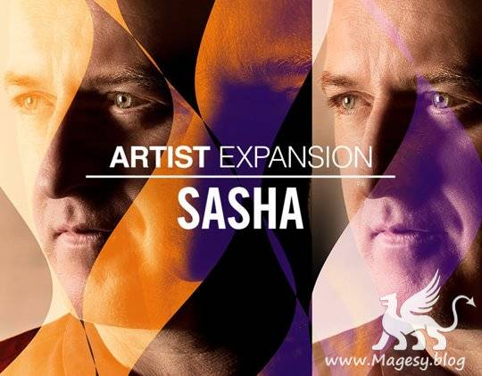 Sasha v1.0.0 DVDR EXPANSiON