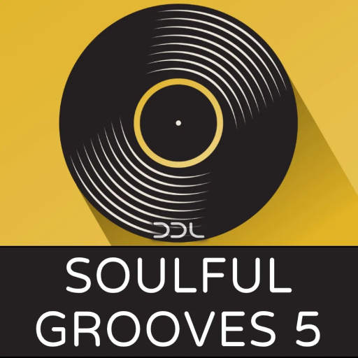 Soulful Grooves 5 WAV MiDi-DiSCOVER