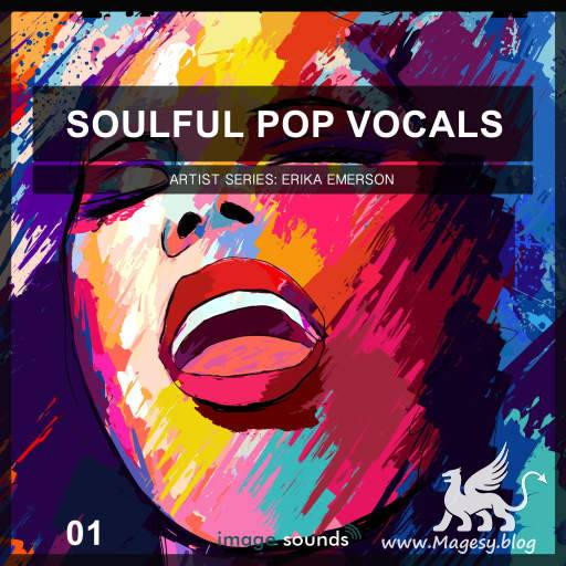 Soulful Pop Vocals 01 WAV-DiSCOVER
