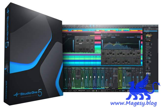 Studio One 5 Professional v5.1.0 WiN x64-R2R