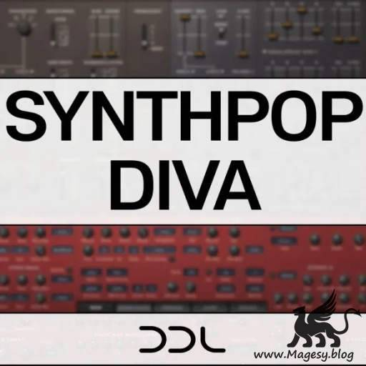 SynthPop Diva For U-HE DiVA-DiSCOVER