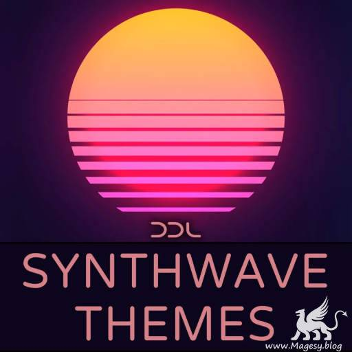 Synthwave Themes WAV MiDi-DiSCOVER