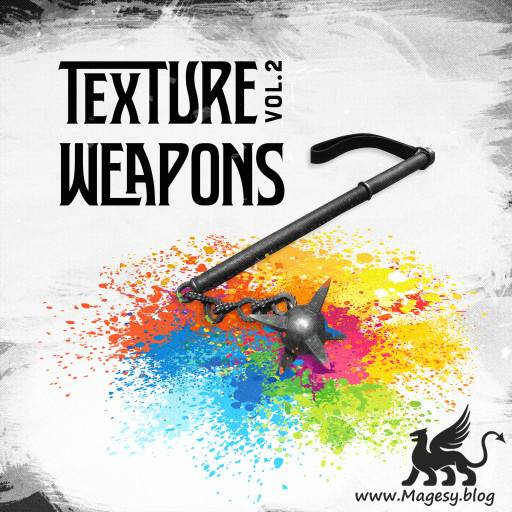 Texture Weapons Vol.2 WAV-FLARE