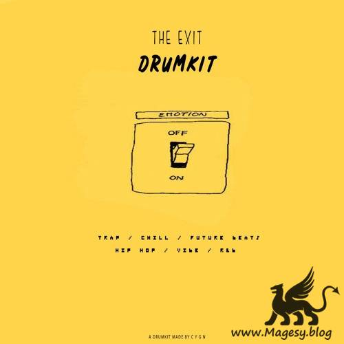 The Exit Drumkit WAV ABLETON RACKS MASSiVE