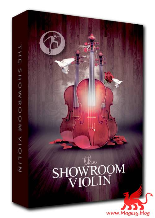 The Showroom Violin KONTAKT-0TH3Rside