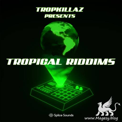 Tropical Riddims WAV-FLARE