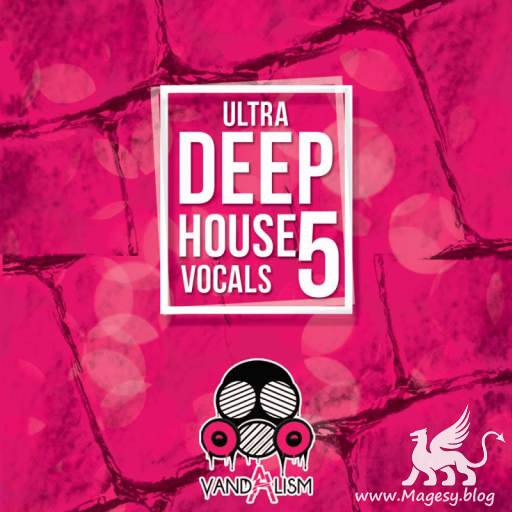 Ultra Deep House Vocals 5 WAV MiDi-DiSCOVER