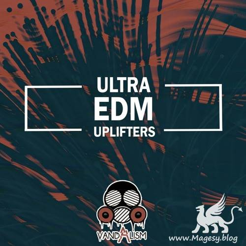 Ultra EDM Uplifters WAV-DiSCOVER