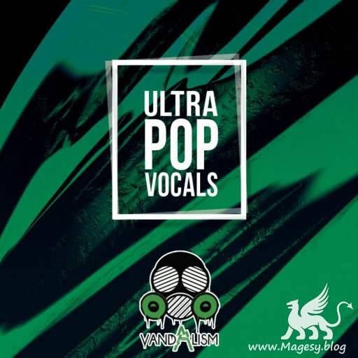 Ultra Pop Vocals WAV MiDi-DiSCOVER