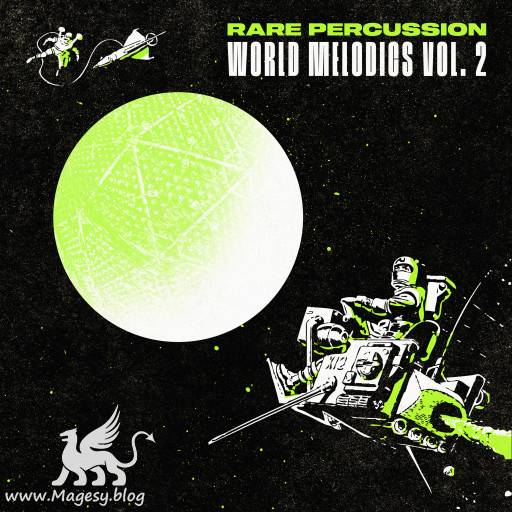 World Melodics Vol.2 WAV