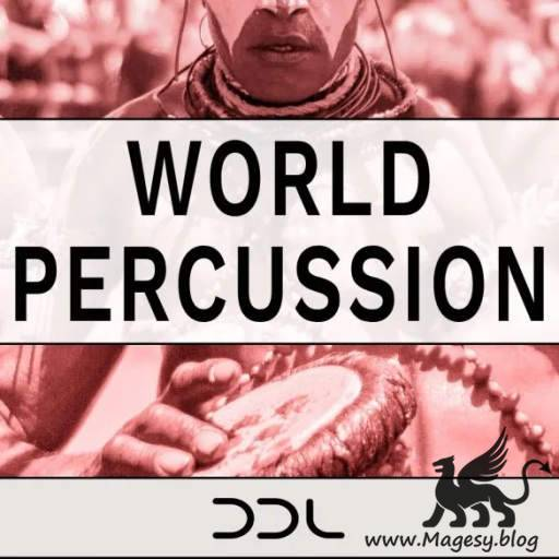 World Percussion WAV