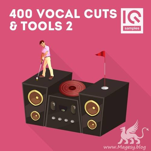 400 Vocal Cuts and Tools Vol.2