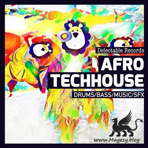 Afro TechHouse 01 MULTiFORMAT