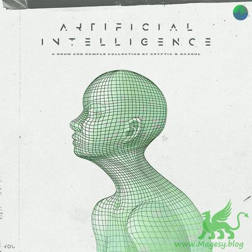 Artifical Intelligence Drum Kit WAV