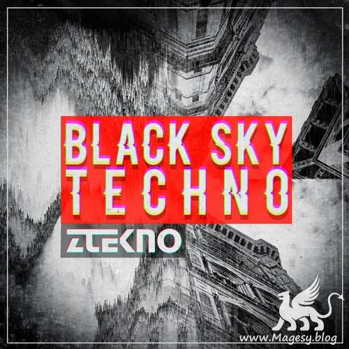 Black Sky Techno MULTiFORMAT