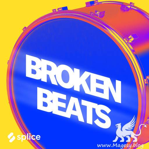 Broken Beats WAV-DECiBEL
