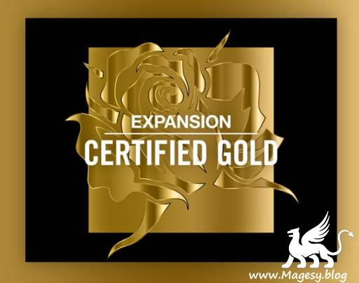 Certified Gold v1.0.0 EXPANSiON