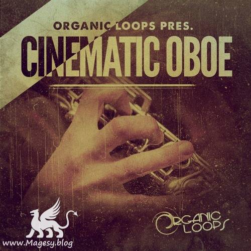 Cinematic Oboe WAV REX