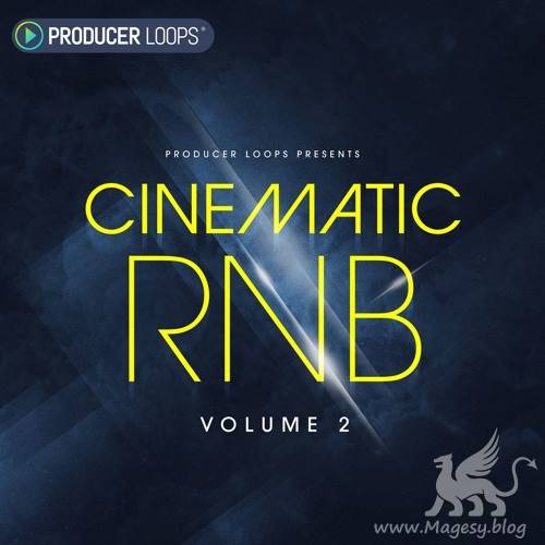 Cinematic RnB Vol.2 MULTiFORMAT