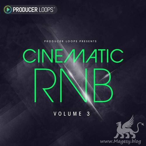Cinematic RnB Vol.3 MULTiFORMAT
