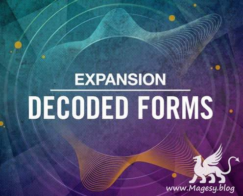 Decoded Forms v2.0.2 MASCHiNE EXPANSiON