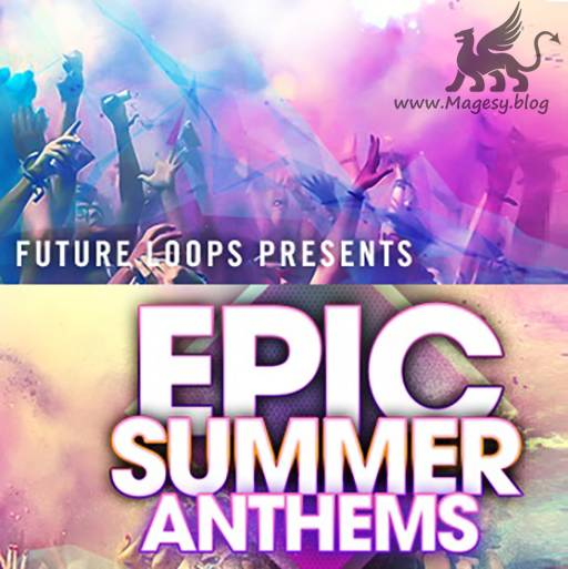 Epic Summer Anthems WAV REX2 MiDi