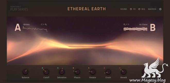Etheral Earth v2.0.1 KONTAKT