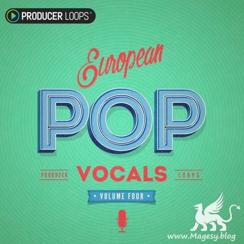 European Pop Vocals Vol.4 MULTiFORMAT-DECiBEL