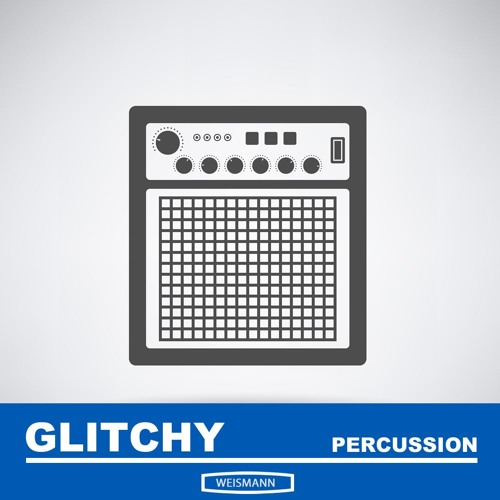 Glitchy Percussion WAV-DECiBEL