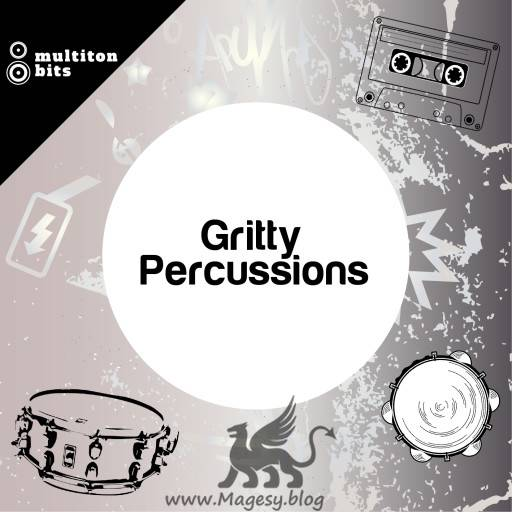 Gritty Percussions WAV-FLARE
