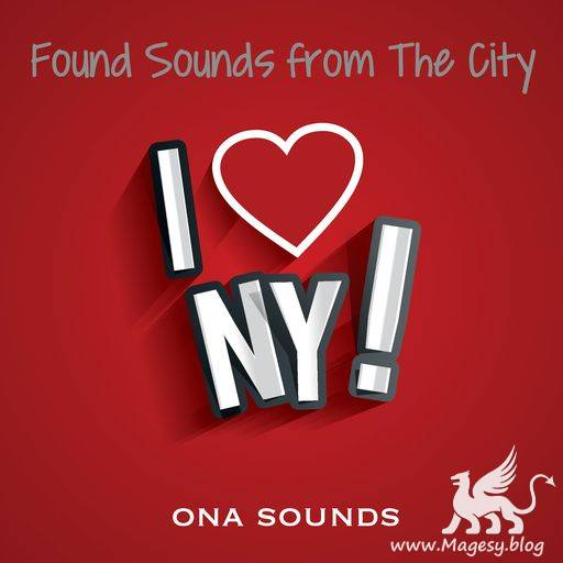 I Love New York City Sounds WAV