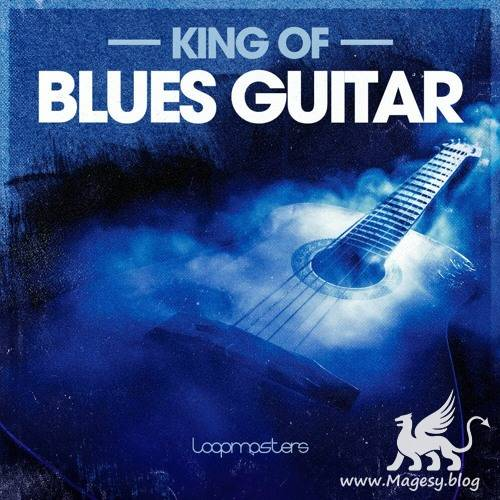 King Of Blues Guitar WAV