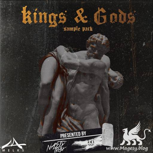 Kings And Gods WAV-FLARE