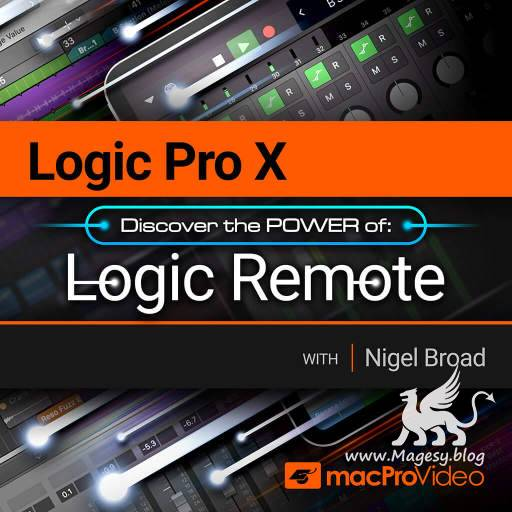 Logic Remote TUTORiAL