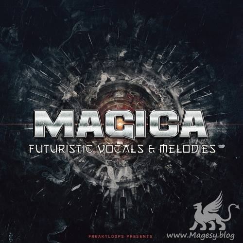 MAGiCA: Futuristic Vocals and Melodies