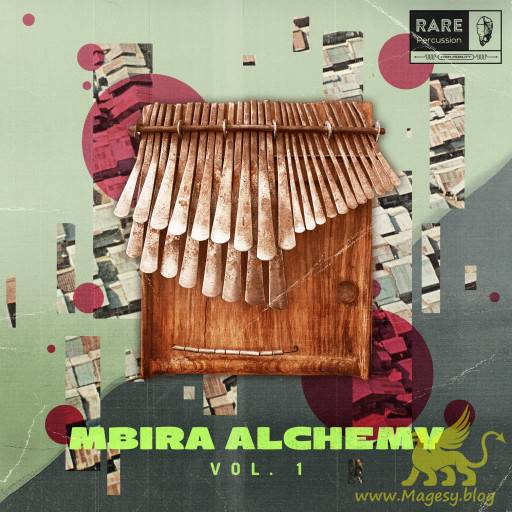 Mbira Alchemy Vol.1 WAV