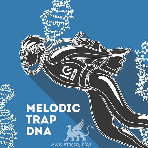 Melodic Trap DNA WAV-DiSCOVER