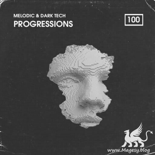 Melodic and Dark Tech Progressions WAV REX-DECiBEL