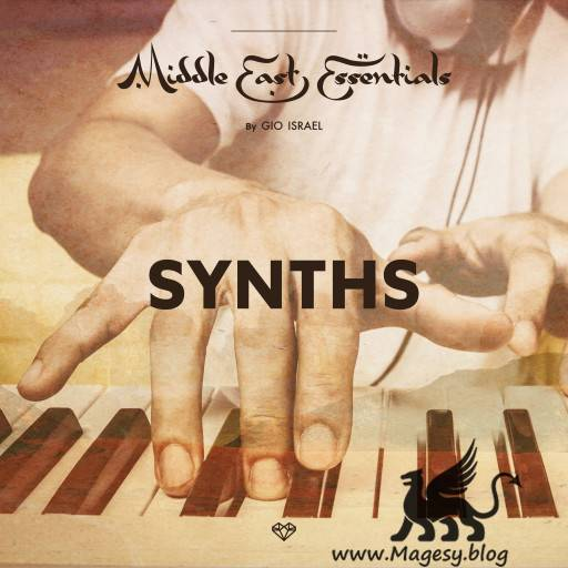 Middle East Essentials: Synths WAV MiDi-FLARE