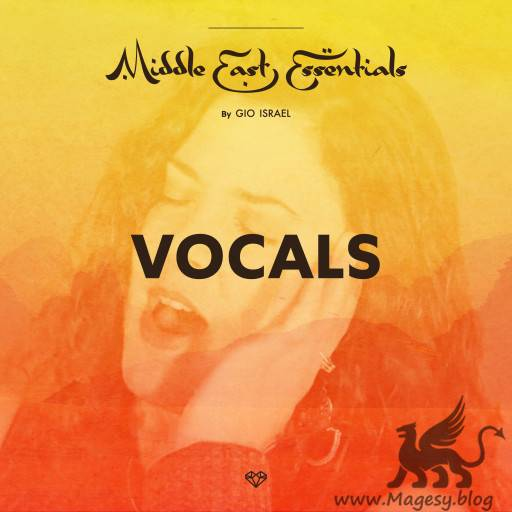 Middle East Essentials Vocals WAV-FLARE