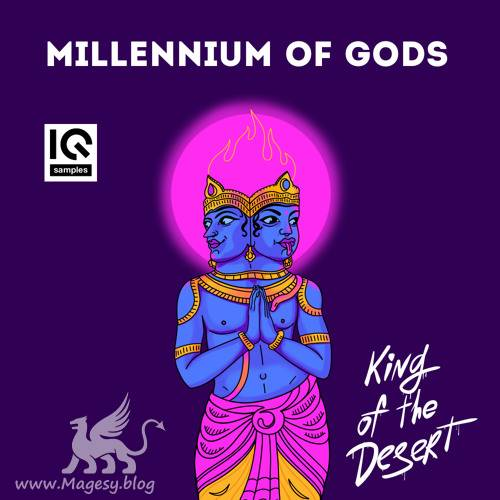 Millenium Of Gods King Of The Desert