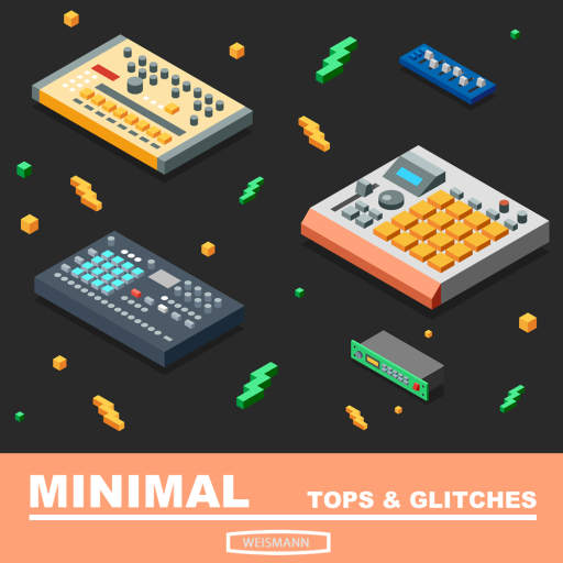 Minimal Tops and Glitches WAV