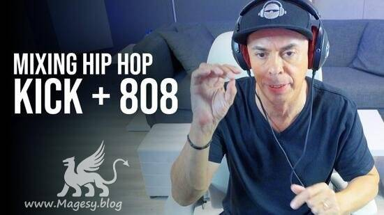 Mixing Hip Hop 808 Kicks TUTORiAL-DECiBEL