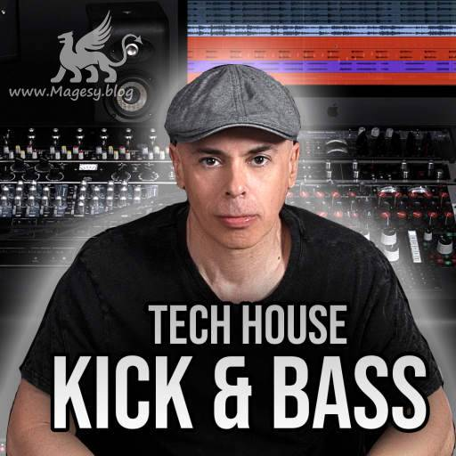 Mixing Tech House: Kick and Bass TUTORiAL-DECiBEL